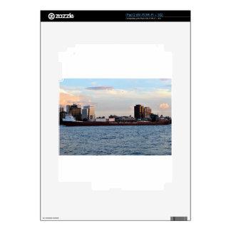 Canada Steam Lines iPad 2 Skin