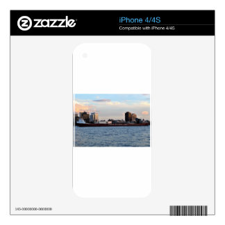Canada Steam Lines iPhone 4S Skins