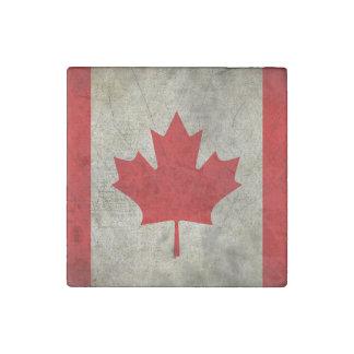 Canada Stone Magnet