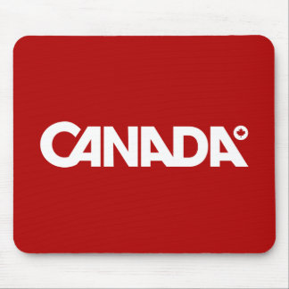 Canada Styled Mouse Pad
