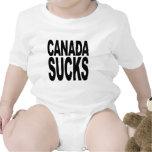 Canada Sucks Baby Bodysuit