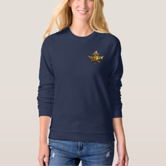 Canada Sweatshirt Gold Medal Women's Shirt