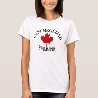 Canada synchro T-Shirt