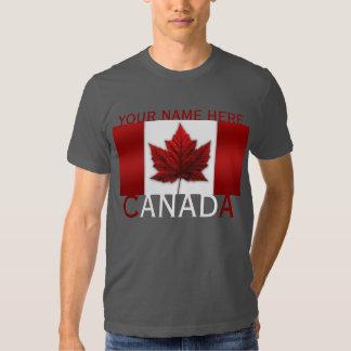 Canada T-shirt Personalized Sm - 6XL Canada Shirt