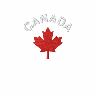 Canada T Shirt - Red Canada Maple