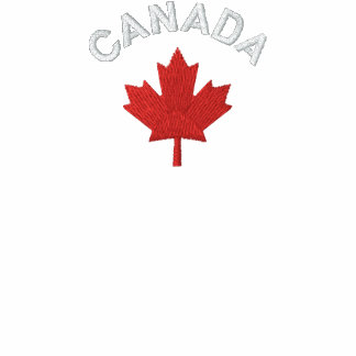 Canada T Shirt - Red Maple Canada Shirt