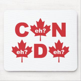 Canadá Tapete De Ratones