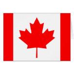 Canadá Tarjetón