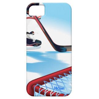 Canada Team Hockey Player iPhone SE/5/5s Case
