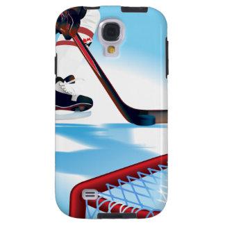 Canada Team Hockey Player Samsung Galaxy S4 Case