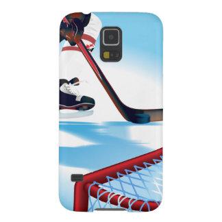 Canada Team Hockey Player Samsung Galaxy s5 Case