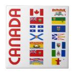Canadá Teja