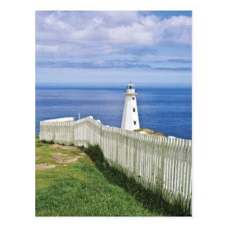 Canadá, Terranova, nacional 2 de la lanza del cabo Postales