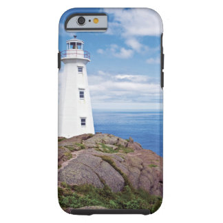 Canadá, Terranova, nacional de la lanza del cabo Funda De iPhone 6 Tough