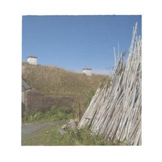 Canadá, Terranova y Labrador, L'Anse 2 aux. Blocs De Notas