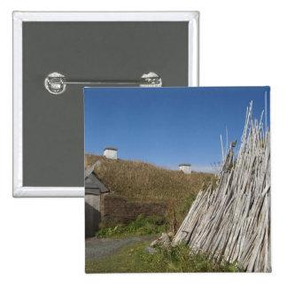 Canadá, Terranova y Labrador, L'Anse 2 aux. Pin Cuadrado