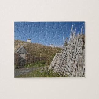 Canadá, Terranova y Labrador, L'Anse 2 aux. Puzzle Con Fotos
