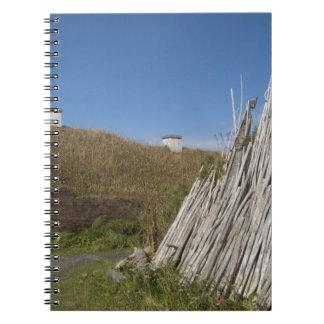 Canadá, Terranova y Labrador, L'Anse 2 aux. Spiral Notebooks