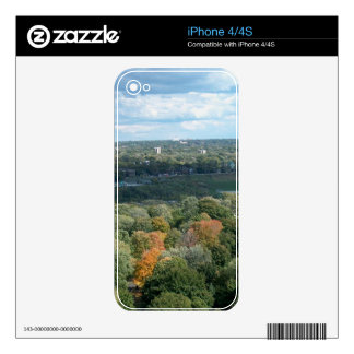 CANADA Toronto Fall Season Views iPhone 4S Skin