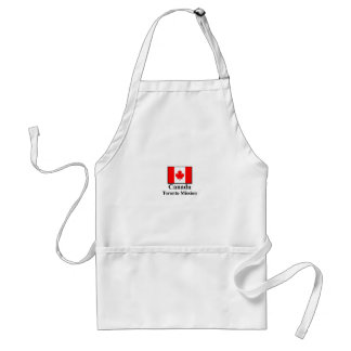 Canada Toronto Mission Apron