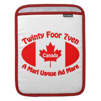 Canada - Twinty Foor 7ven iPad Sleeves