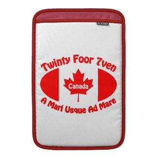 Canada - Twinty Foor 7ven MacBook Sleeves