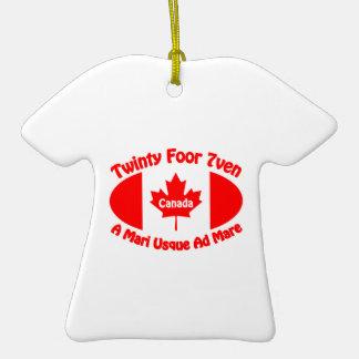 Canada - Twinty Foor 7ven Ornament