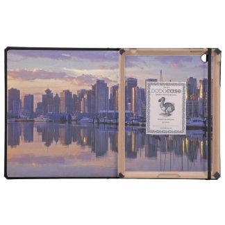 Canada, Vancouver, British Columbia. Vancouver iPad Cover
