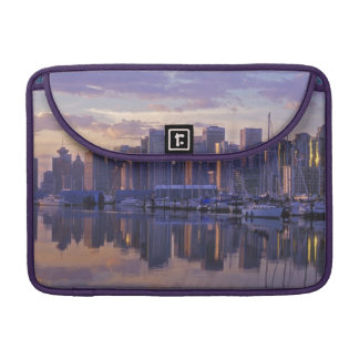Canada, Vancouver, British Columbia. Vancouver MacBook Pro Sleeve