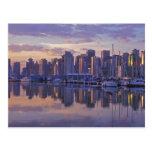 Canada, Vancouver, British Columbia. Vancouver Postcards