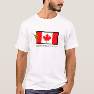 CANADA VANCOUVER MISSION LDS CTR T-Shirt