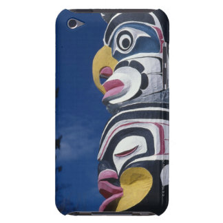 Canada, Vancouver, Stanley Park, totem pole, iPod Touch Cover