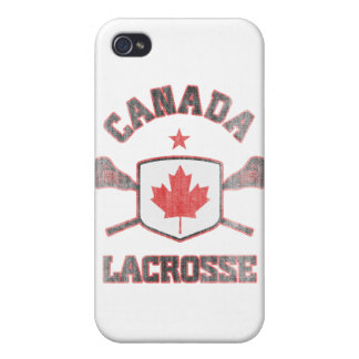 Canada-Vintage iPhone 4 Cover