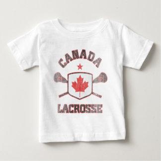 Canadá-Vintage Playera De Bebé