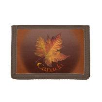 Canada Wallet Canada Maple Leaf Souvenir Wallet