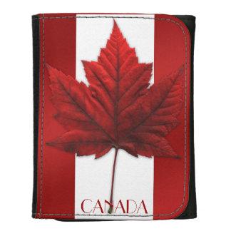 Canada Wallet Custom Canada Flag Souvenir Wallet