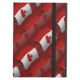 Canada Waving Flag Cover For iPad Air