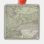 Canada West Christmas Tree Ornaments