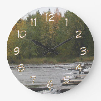 Canada Wild Large Clock