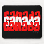 Canadá x 3a tapetes de raton