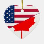 Canadá y los E.E.U.U., híbridos Ornamentos Para Reyes Magos
