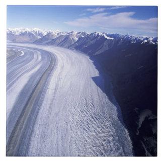 Canada, Yukon Territory, Kluane National Park. Ceramic Tile