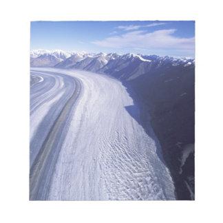 Canada, Yukon Territory, Kluane National Park. Memo Pad