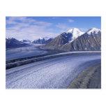 Canada, Yukon Territory, Kluane National Park. Postcards