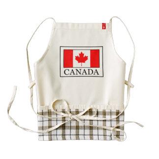Canada Zazzle HEART Apron