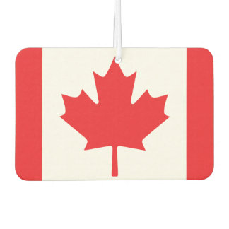 Canadain Flag Air Freshener