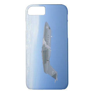 Canadair Challenger_Military Aircraft iPhone 8/7 Case