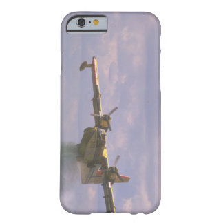 Canadair CL-215 Water Bomber_Military Aircraft Barely There iPhone 6 Case