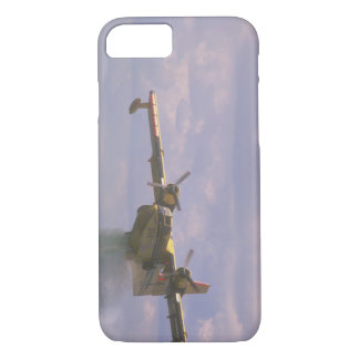 Canadair CL-215 Water Bomber_Military Aircraft iPhone 7 Case
