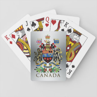 Canada's 150th Birthday Celebration Commemorative Playing Cards